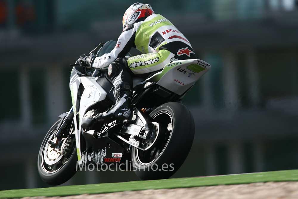 Las motos de Jonathan Rea