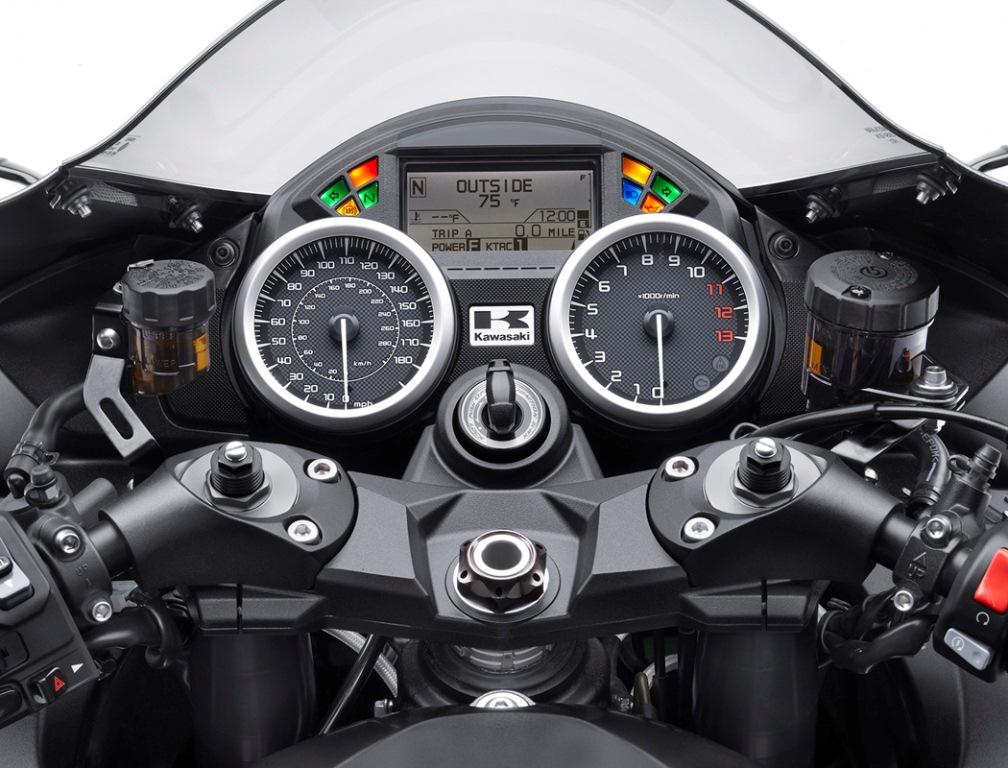 Kawasaki Ninja ZZR1400 Special Edition 2016