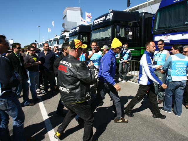 España manda en Jerez