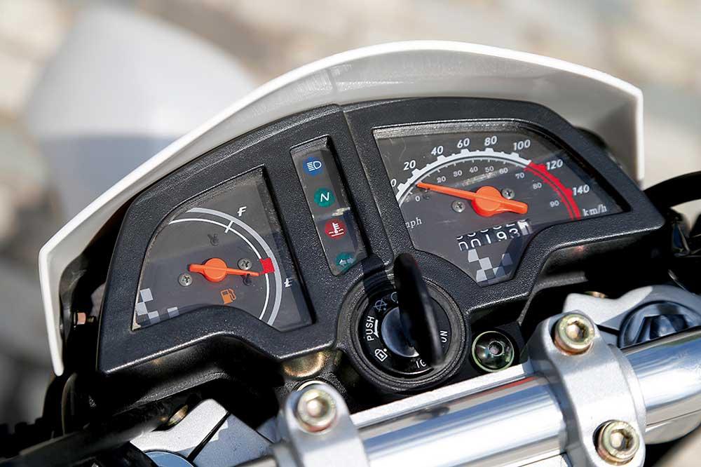 Prueba Motor Hispania Ranger 125