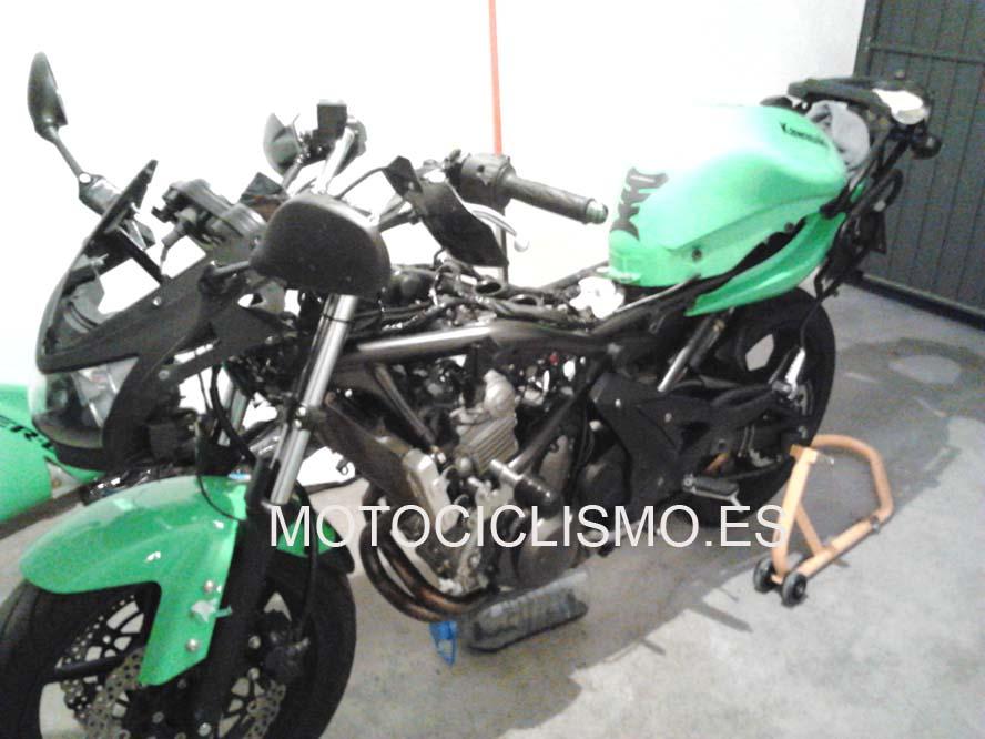Objetivo 100.000: Kawasaki ER-6f