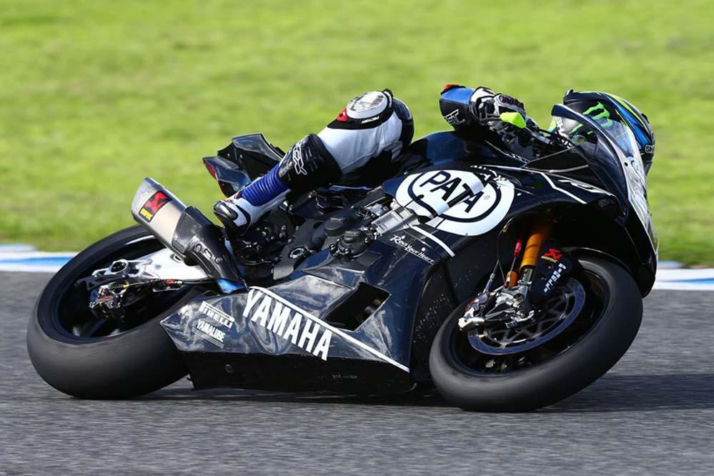 La nueva Yamaha YZF-R1