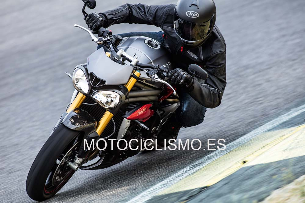 Triumph Speed Triple S y R