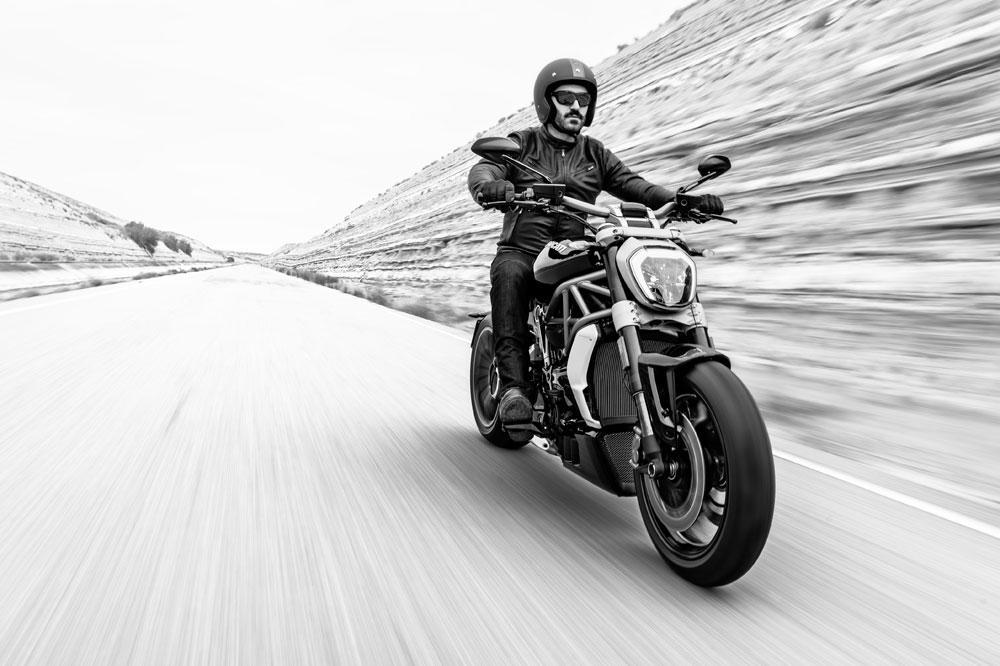 Ducati XDiavel 2016. Fotos