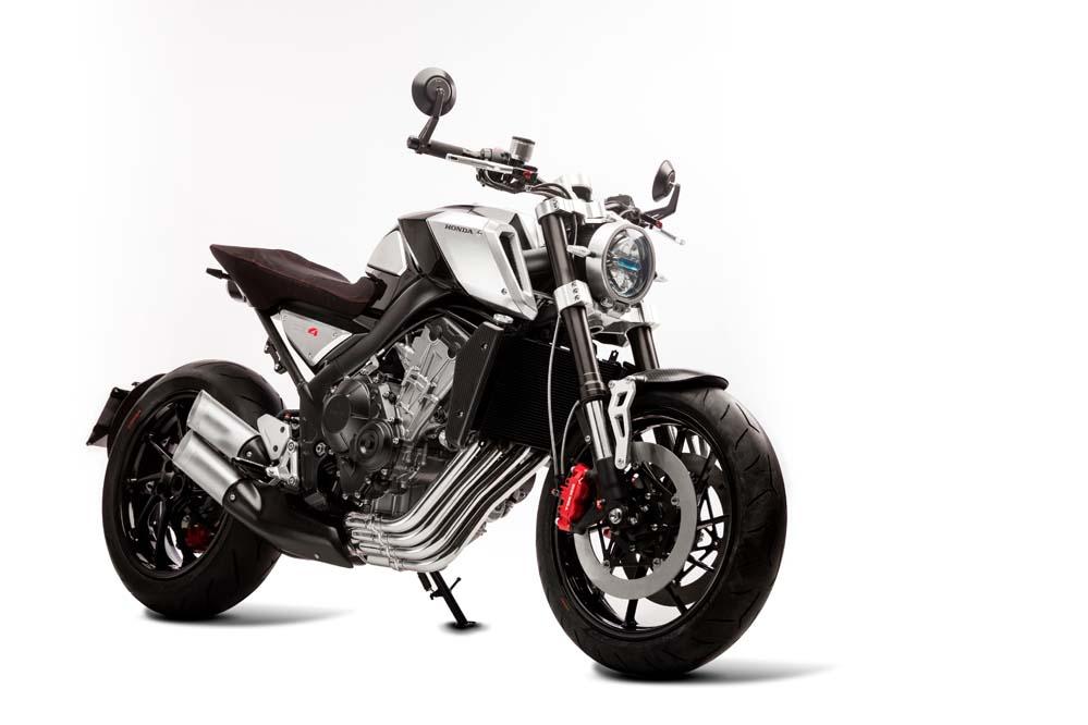 Honda CB4 Concept 2016