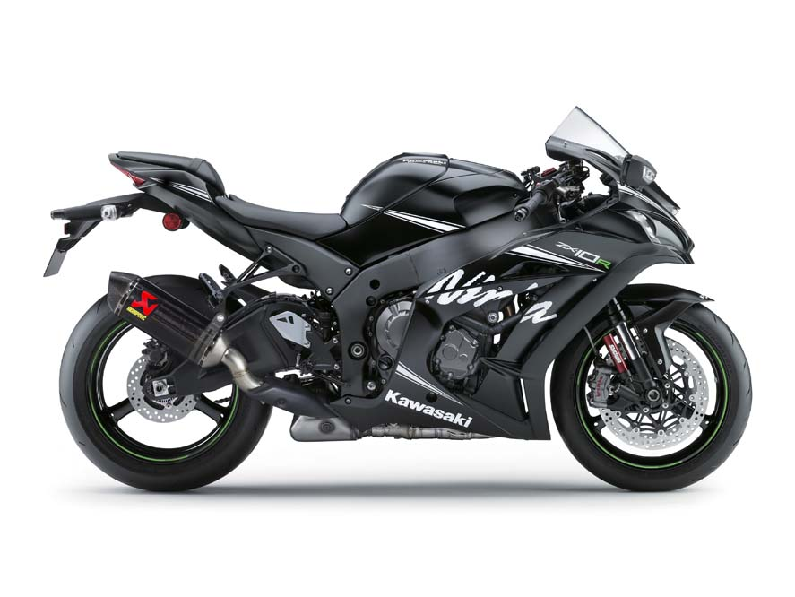 Kawasaki Ninja ZX-10R Winter Edition 2016