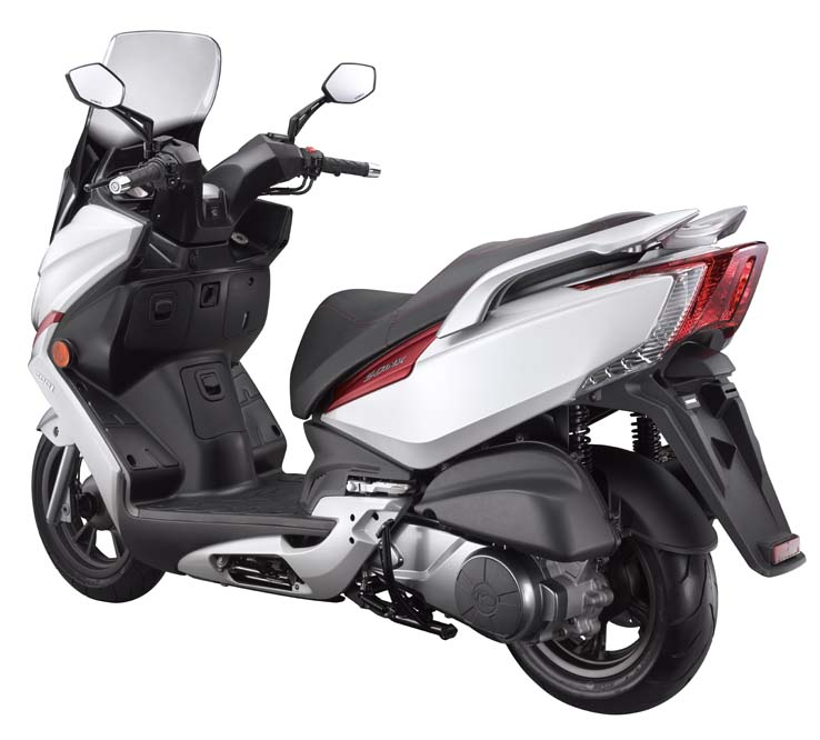 KYMCO Yager GT 300 ABS 2016