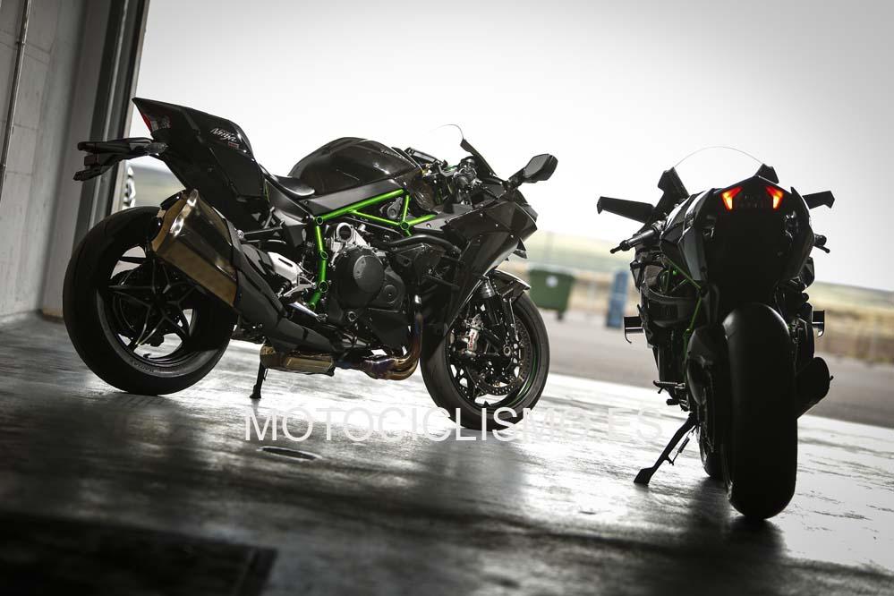 Comparativa Kawasaki H2, H2R y ZX-10R
