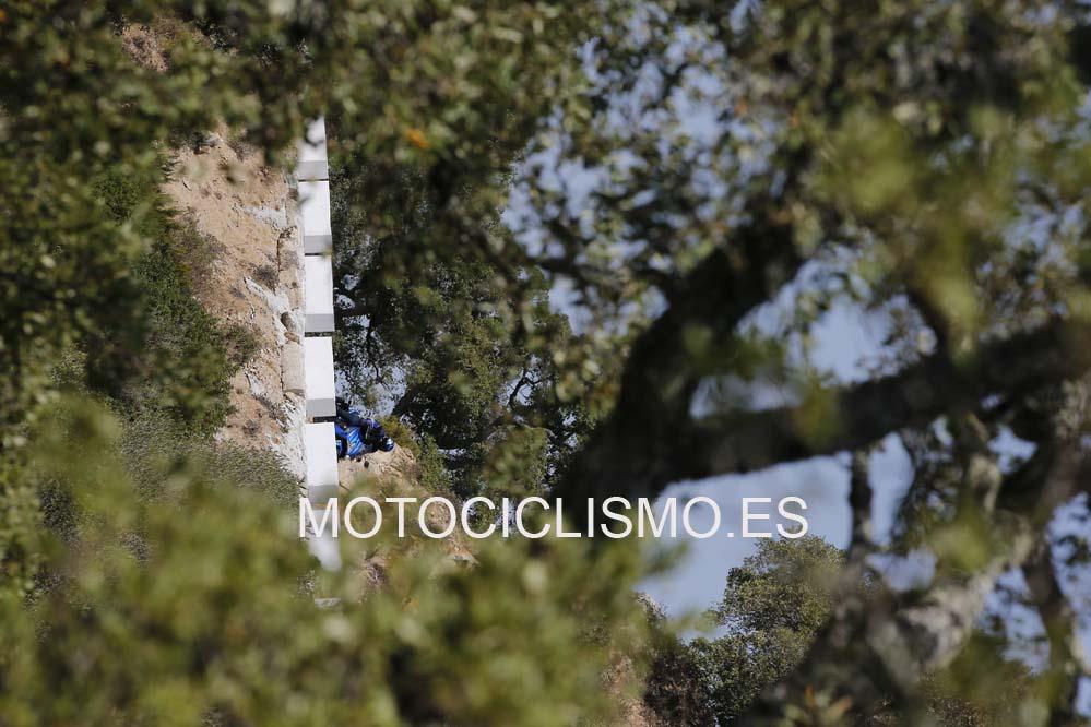Ruta en moto por la Sierra de Grazalema