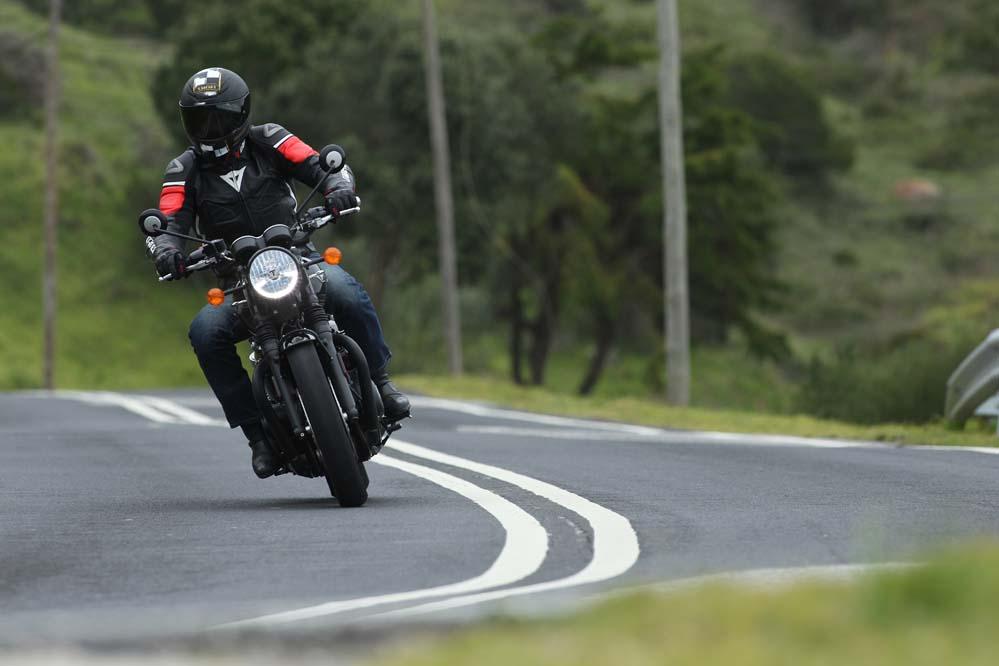 Galería de fotos de la Triumph Bonneville T120 Black