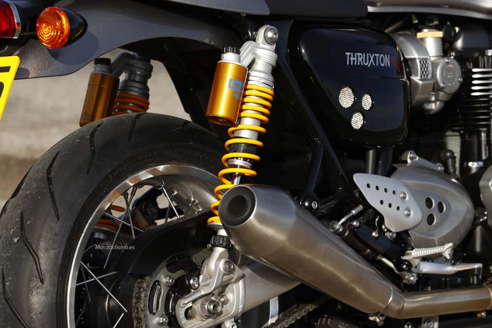 Triumph Thruxton R 2016: galería de fotos