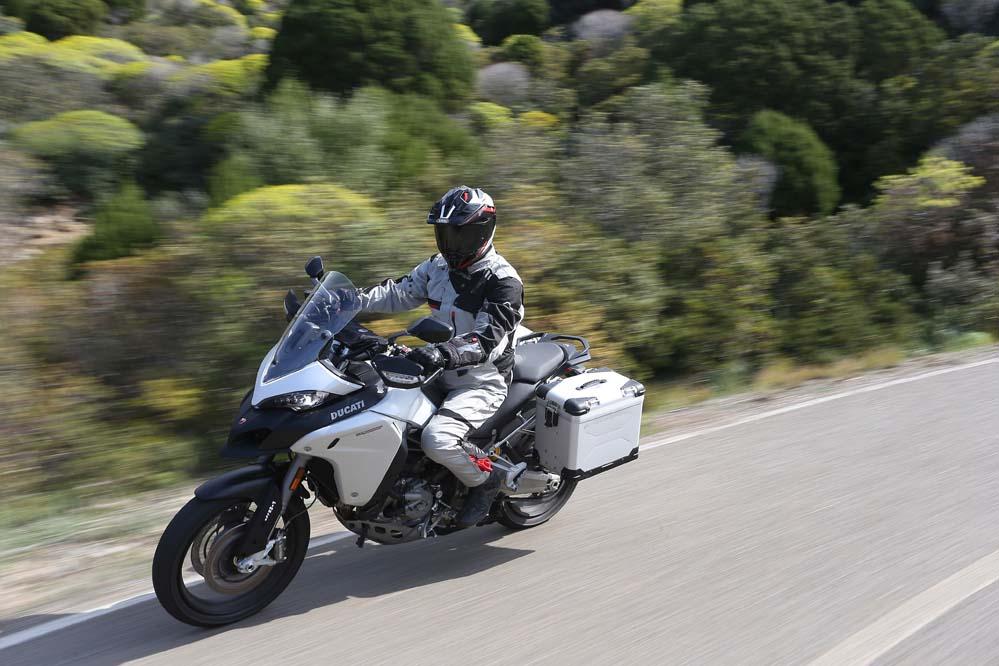 Ducati Multistrada 1200 Enduro: galería de fotos