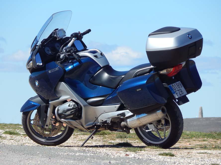 100.000 km con la BMW R 1200 RT
