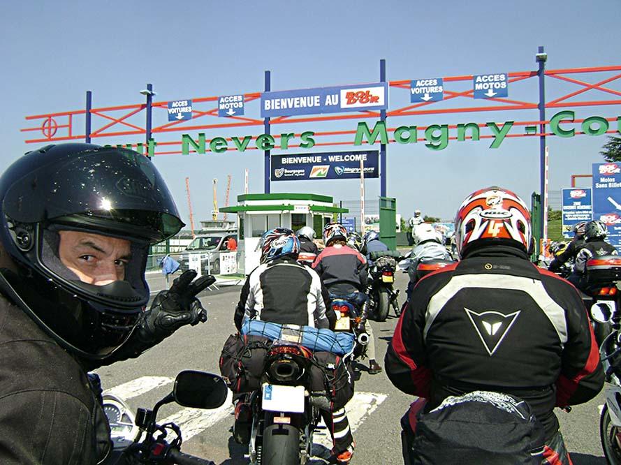 Galería de fotos de los 100.000 km de la Honda CBR 1000 RR