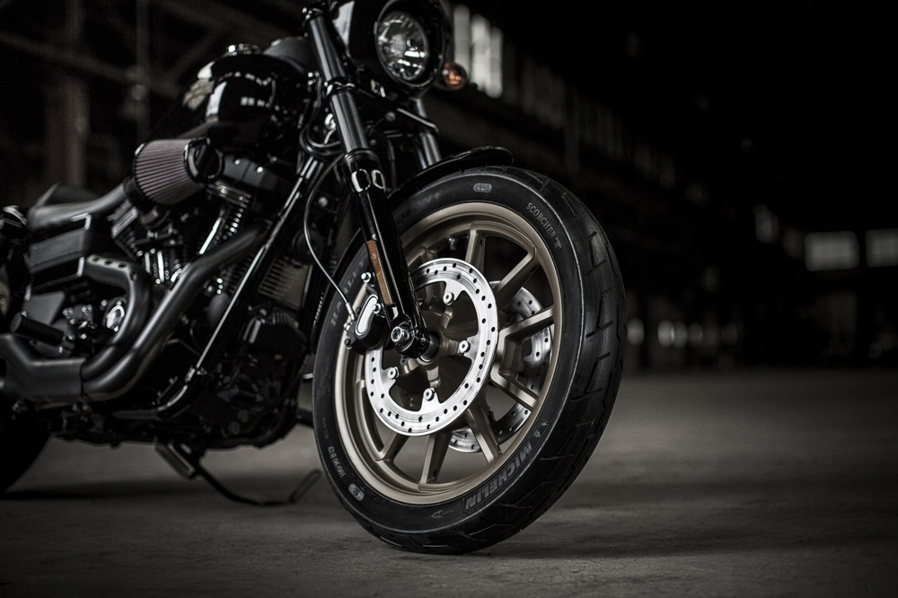 Harley-Davidson Dyna Low Rider S, galería de fotos