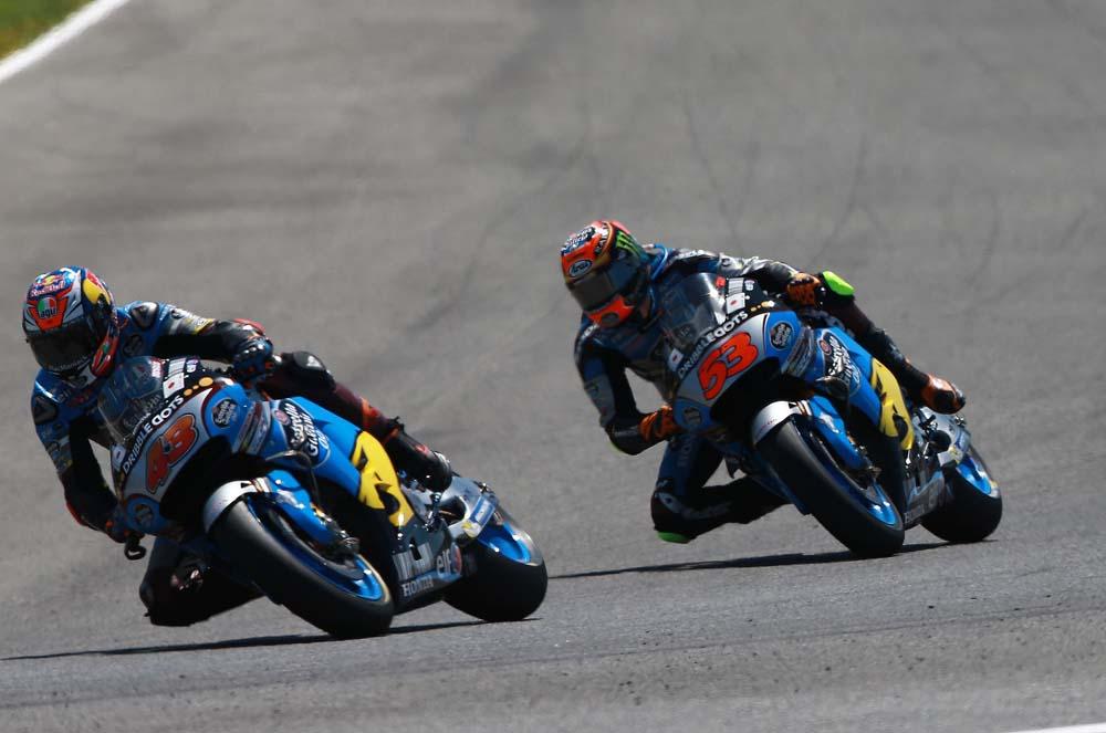 La victoria de Valentino Rossi en Jerez, en imágenes