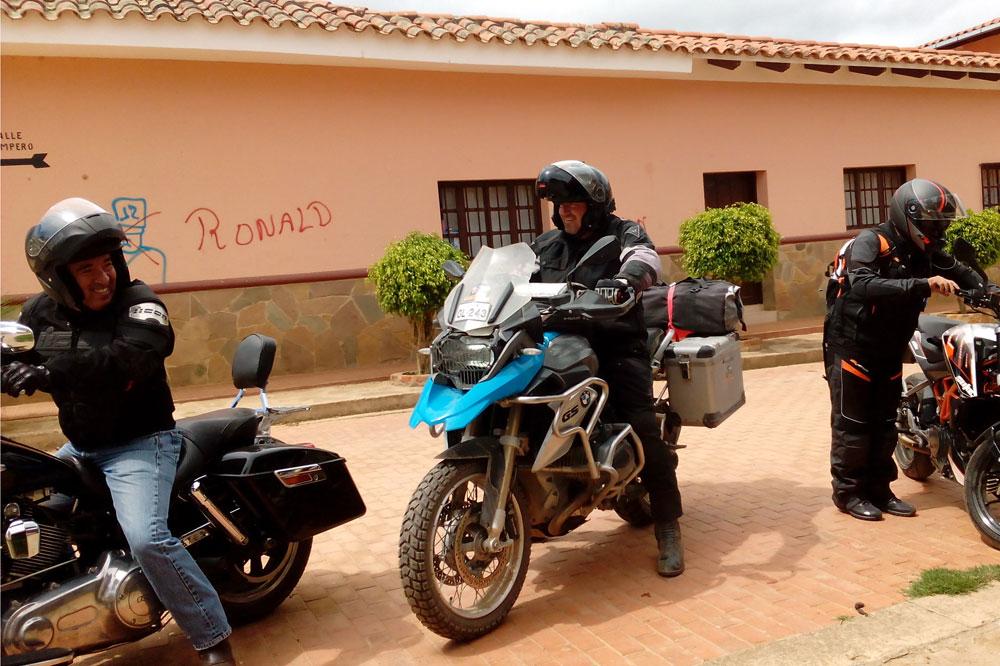 Chile y Bolivia en moto. Fotos