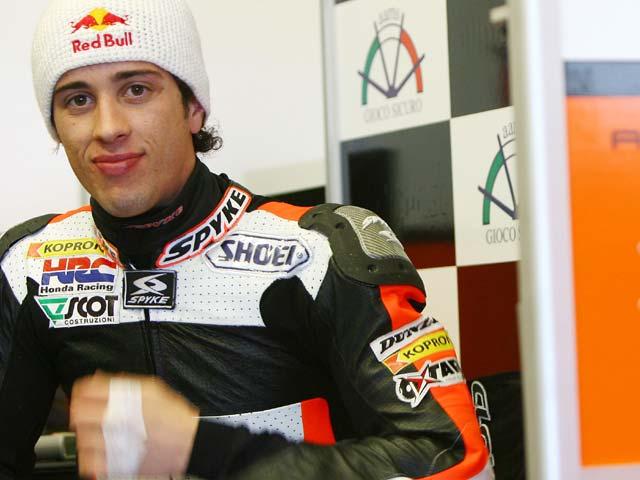 GP España. Carrera de 250