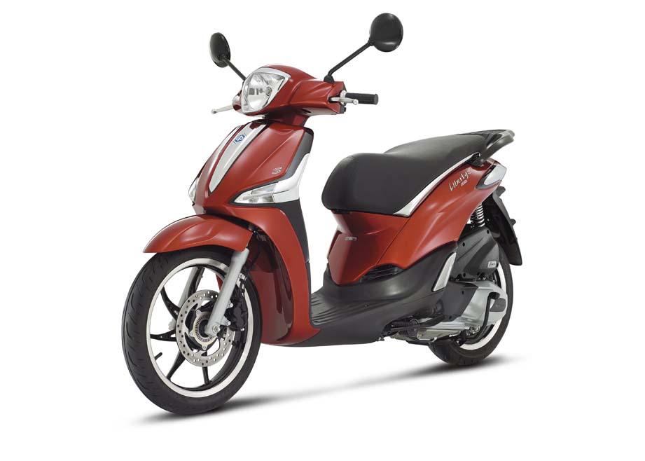 Los scooter 125 más vendidos