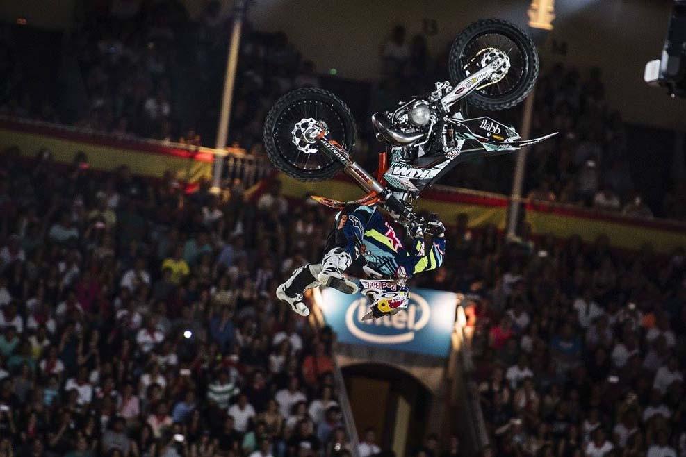 Tom Pagès vence por cuarta vez el Red Bull X-Fighters