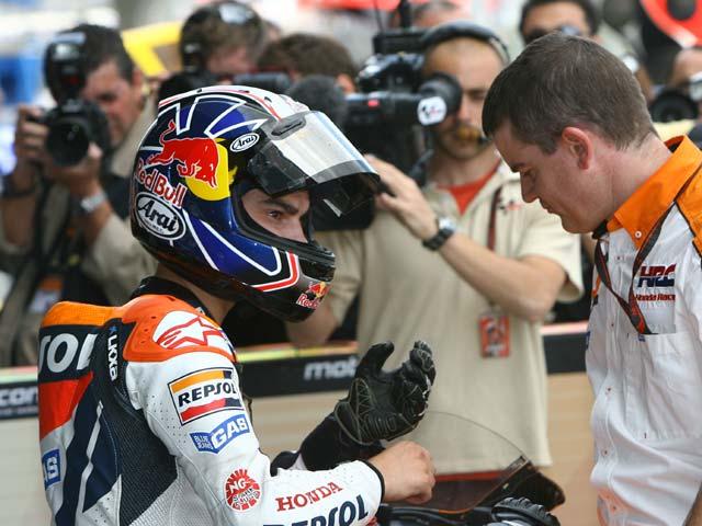 GP España. Carrera de MotoGP