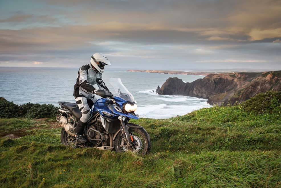 Estrena una Explorer con la nueva promoción de Triumph