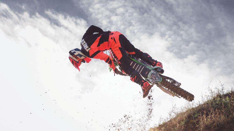 Colección Shift 2017 motocross