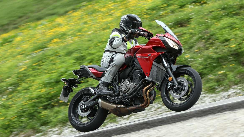 Yamaha Tracer 700. Galería de fotos