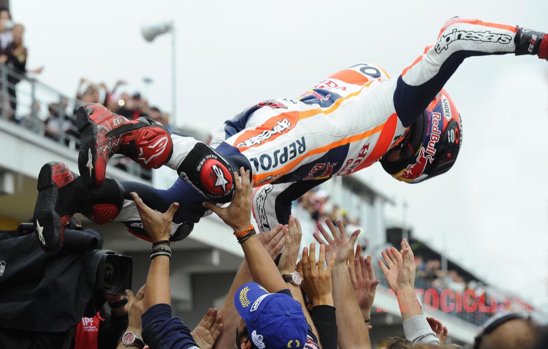Galería de fotos del Gran Premio de Alemania 2016 de MotoGP