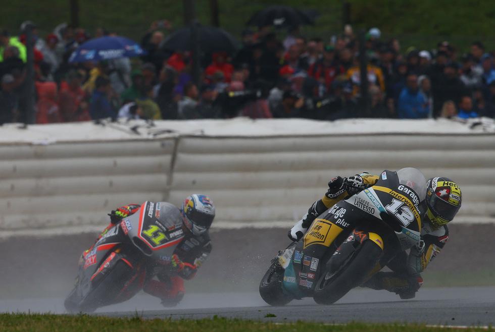 Las mejores fotos de la victoria de Johann Zarco en Sachsenring