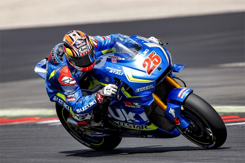 MotoGP Test en Red Bull Ring