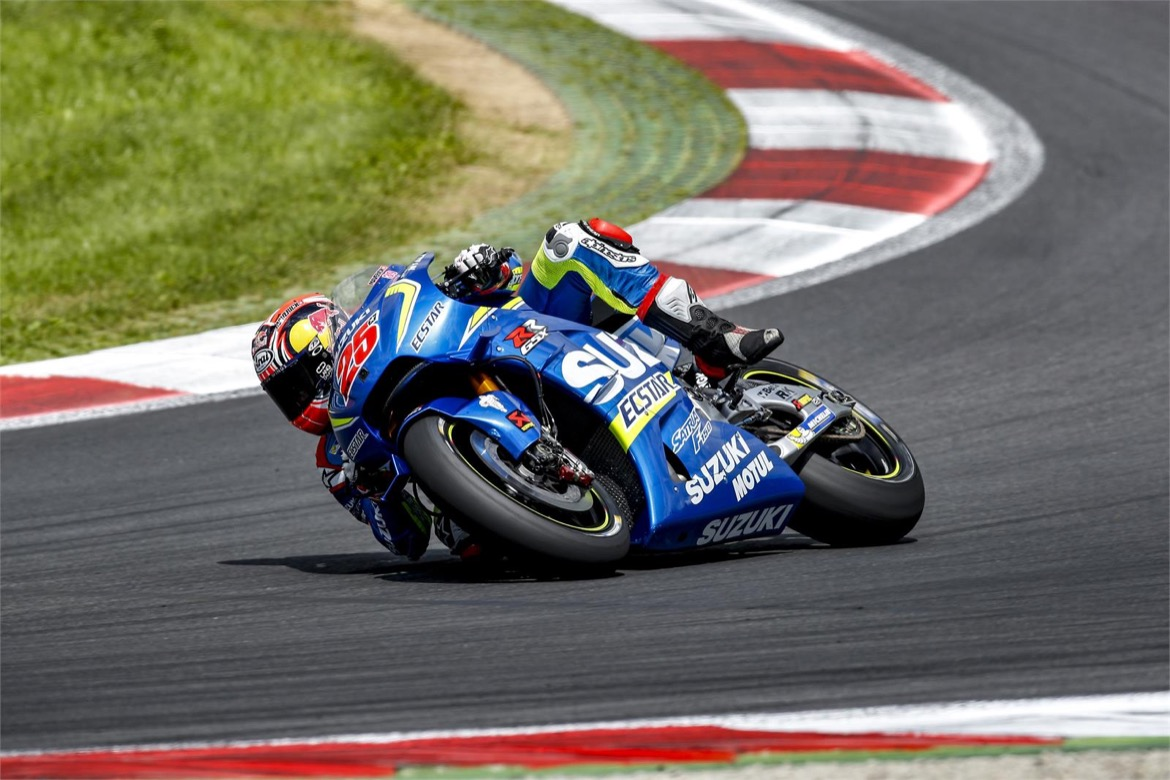 MotoGP Test en Red Bull Ring