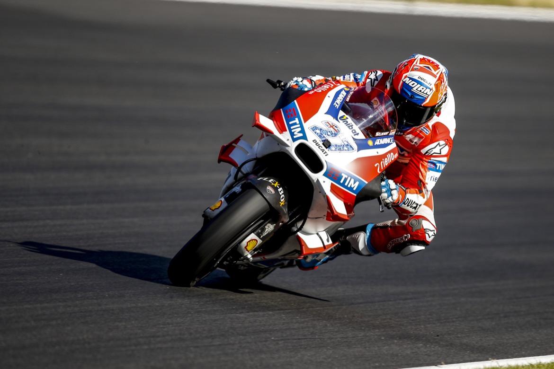 MotoGP Test Austria, día 2