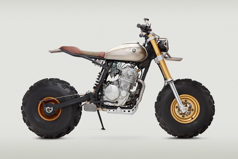 BW650 Big Wheel by Classified Moto