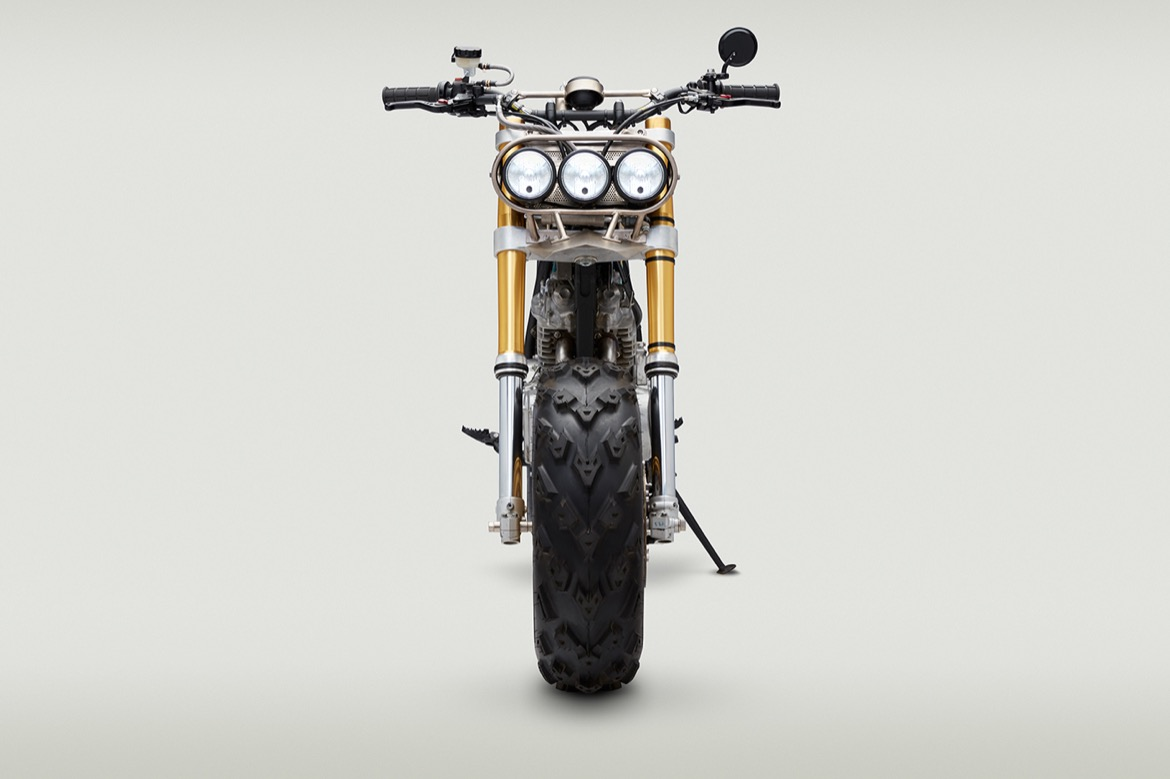 BW650 Big Wheel by Classified Moto