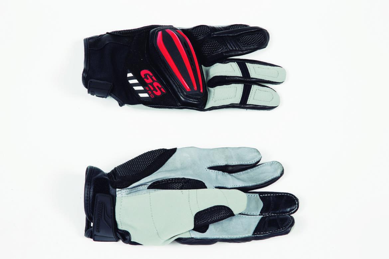 Informe, guantes de caña corta