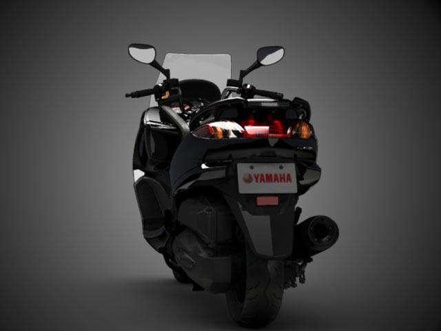 Yamaha Premium Majesty Sport