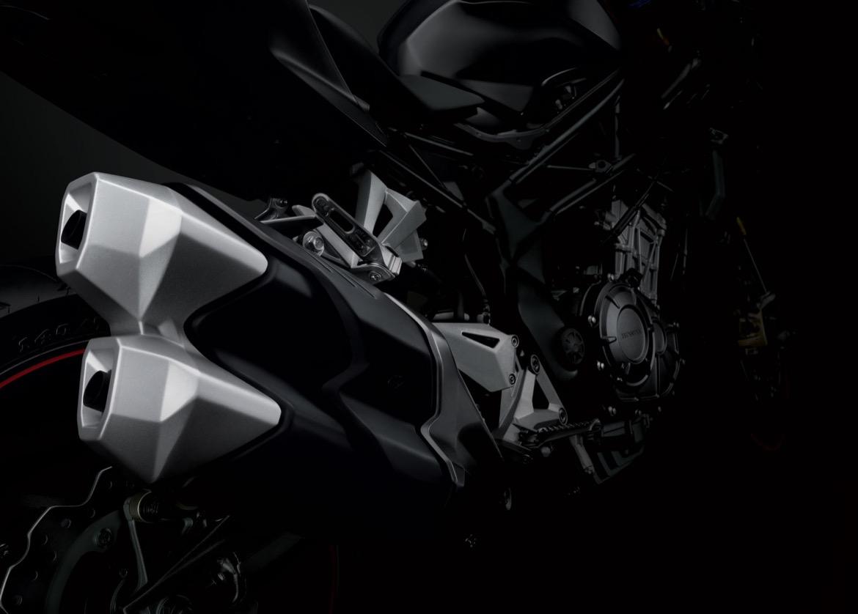 Fotos de la Honda CBR250RR 2017