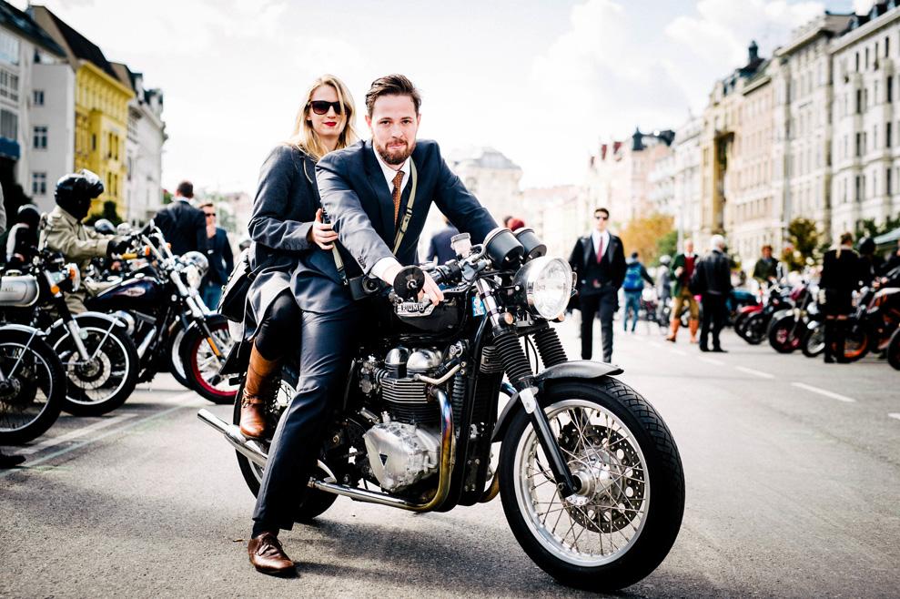 Abierta la inscripción para el Distinguised Gentleman's Ride 2016
