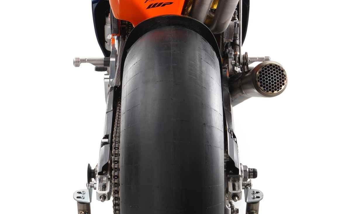Fotos de la KTM RC 16