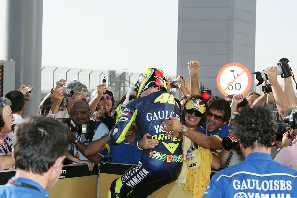 Valentino Rossi: 20 años de victorias