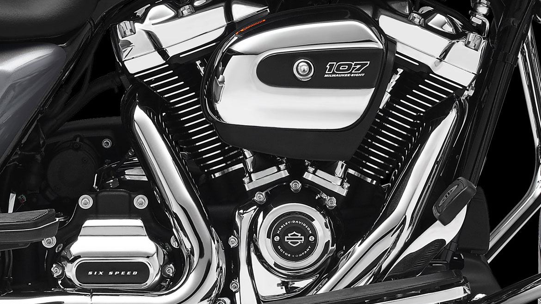 Motor Harley-Davidson Milwaukee Eight 2017