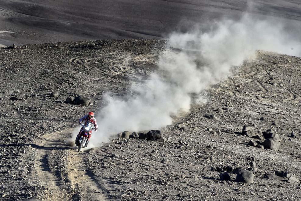 Las mejores imágenes del Rally de Atacama 2016