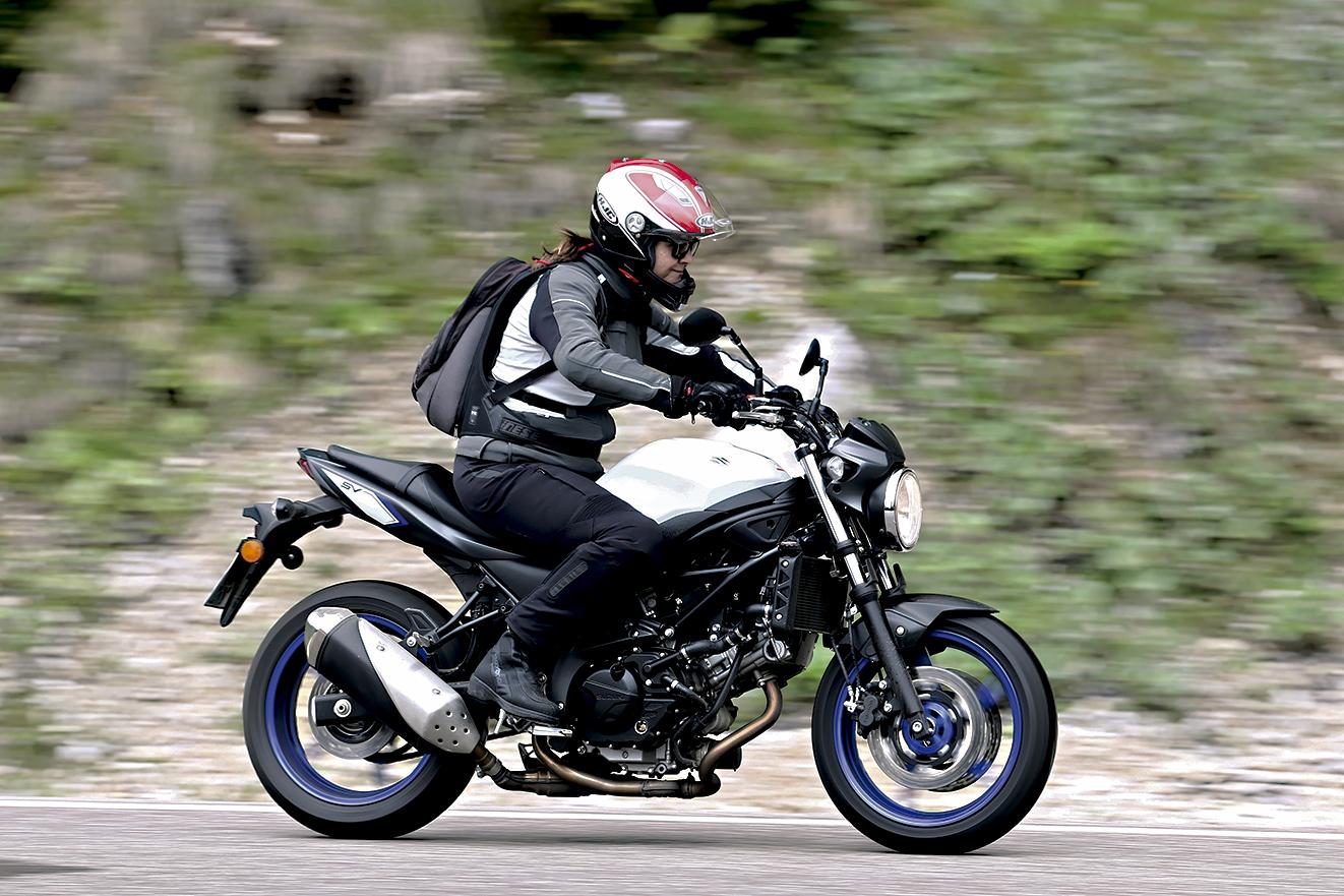 Alpen Master 2016: motos de inciación