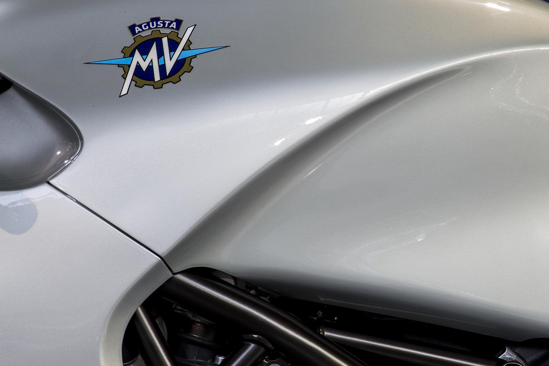 MV Agusta F4Z, primeras fotos reales