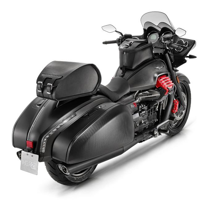 Moto Guzzi MGX21