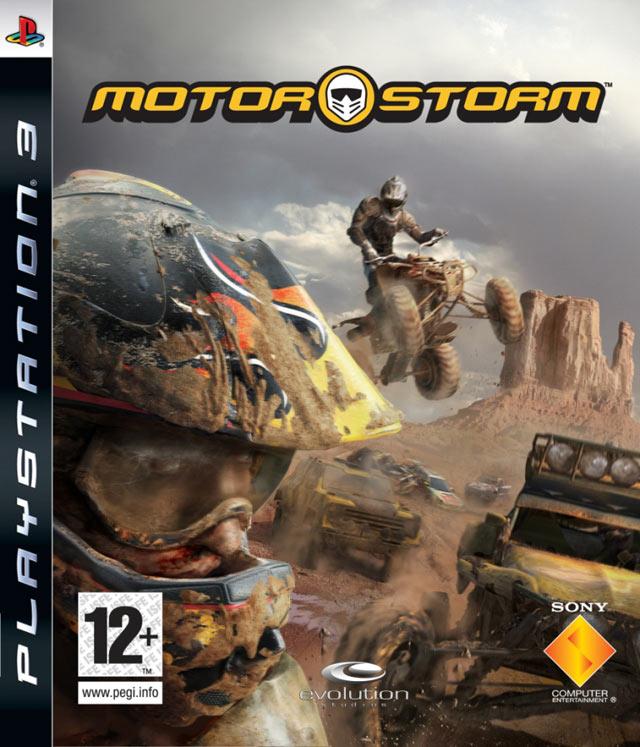Presentación de MotorStorm