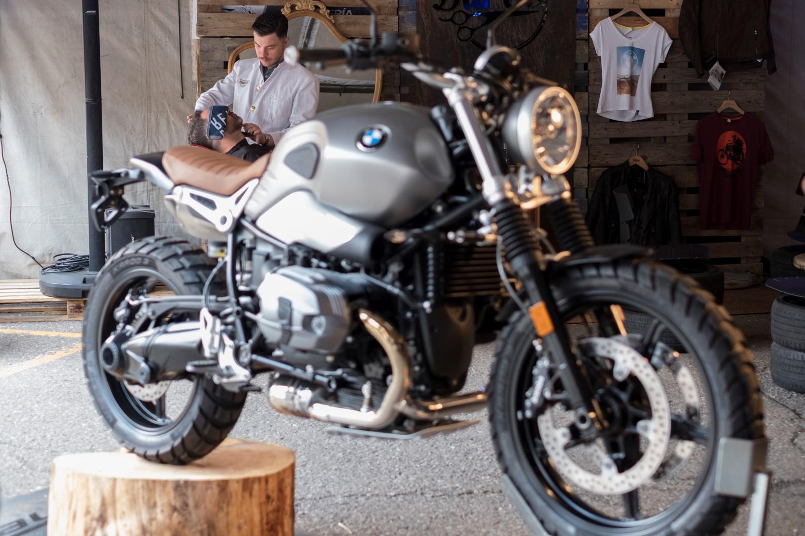 BMW Heritage Custom Project, preparaciones premiadas