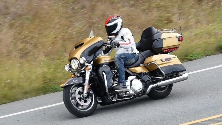 Gama Touring Harley-Davidson 2017