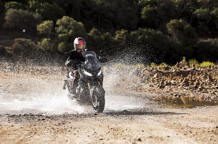 Honda X-ADV 2017, primeras fotos